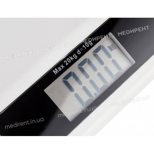 Весы для новорожденных с электронным табло